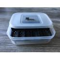 THG reptile egg incubation tray + boîte