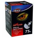 Lampe spot à chaleur 75W